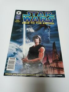 Star Wars: Heir to the Empire #1 MINT!! 1st Appearance Thrawn 1995 Dark Horse