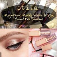 Stila Magnificient Metals Glitter & Glow : Ombres à Paupières Liquides
