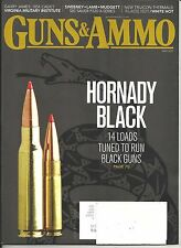 Guns & Ammo May 2017 Hornady Black Free & Fast SnH Best Deal on Ebay L@@K !!