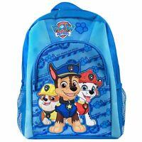 Paw Patrol Backpack | Kids Paw Patrol Rucksack | Boys Paw Patrol Bag