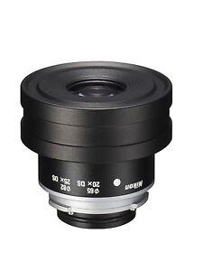 Nikon Okular DS 20x (Ø65)/ 25x (Ø82) f.  PROSTAFF RA III WP Serie, NEUWARE