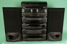 Kenwood 58 HIFI Stereo Stack 7x CD Changer FM MW LW Radio Record Player Cassette