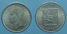 VENEZUELA 25 CENTIMOS 1948 (s) FDC