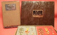 3 Sets Vintage Playing Cards Statute of Liberty Imperial Gilted Edges Set