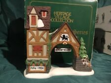 Dpt 56 / Heritage / Dickens #9871-0 10Th Anniversary 'Postern' 1984-1985
