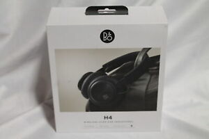 Bang & Olufsen Beoplay H4 Over-Ear Wireless Headphones Signature Sound - Black