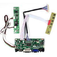 HDM I VGA DVI Audio LCD driver board for 23.8inch LM238WF5 1920x1080 LCD Panel