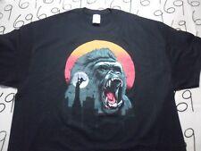 XL- King Kong Ruler Of Empire Parody Shirt Punch Gildan Brand T- Shirt