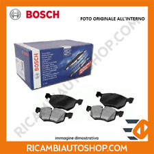 KIT PASTIGLIE FRENO ANTERIORE BOSCH VW POLO COUPé 1.0 CAT. KW:33 1989>1994 09864