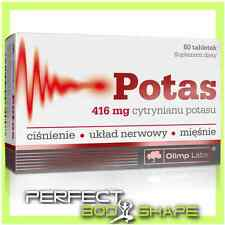 Olimp POTASSIUM  - BLOOD PRESSURE • NERVE SYSTEM • MUSCLES  - 60 tablets
