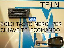 SOLO GOMMINO TASTO NERO PER CHIAVE TELECOMANDO FIAT PUNTO 500 DOBLO STILO