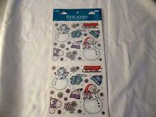 Snowy Day Stickers