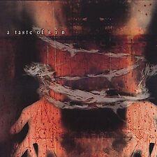 A Taste of Sin (CD Jan-2002 Fear Cult Hellfire Club 16 Volt Delerium Switchblade