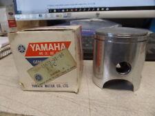NOS Yamaha Piston STD 1974 1975 YZ360 432-11631-01-98 79.56mm