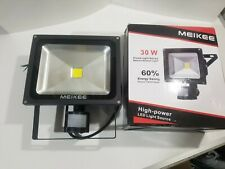 Motion Sensor Flood Light Waterproof lamp Outdoor Security Safety LED 30w