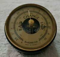 Vintage Rain/Change/Fair Barometer Made in France (Pre-Owned)