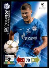 Panini Champions League 2012-2013 Adrenalyn XL Devisov FC Zenit St. Petersburg