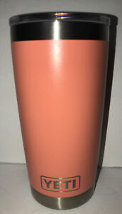 16 oz Yeti Ramble Insulated Travel Cup Tumbler Rare Color