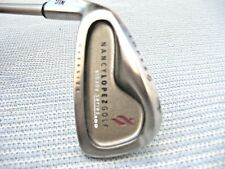 Nancy Lopez Albany 100 Series # 4 Iron Golf Club /Graphite shaft / LH
