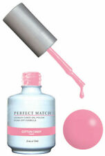 LeChat Perfect Match Gel & Lacquer Cotton Candy - PMS119