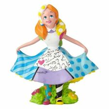 Disney Alice in Wonderland Mini-Figure by Romero Britto