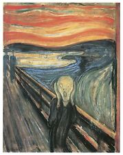120+ Edvard Munch Paintings Art Drawings Unusual Pictures Illustration on DVD CD