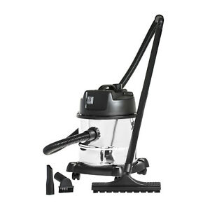 Wet & Dry Vacuum Cleaner Industrial Water and Dirt All-in-1 Blower Vac 15L 1200W