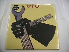 UFO - MECHANIX - 2LP 180 GRAM CLEAR VINYL NEW SEALED 2011