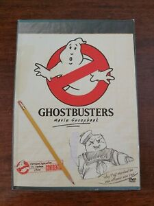 Ghostbusters Movie Scrapbook. Paperback.