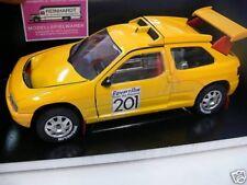 1/18 Solido Citroen ZX Rallye des Pharaones #201