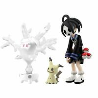 bandai Pokemon Scale World Garal Onion & Sani Gone & Mimikyu PSL JAPAN