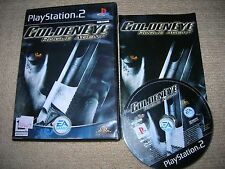 GOLDENEYE : ROGUE AGENT - Rare Sony PS2 Game