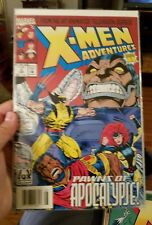 X-Men Adventures Season II #8 Comic Book Bishop Marvel Fox Bagged and Boarded