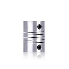 3*4mm Aluminum Alloy Shaft Coupling Flexible Coupler Motor Connector