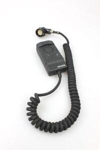 Peiker ML76 Mikrofon mit Natostecker für BOS 2/4m Band / BOSCH SEL Teledux 9