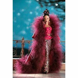 Mattel Barbie Cinnabar Sensation Doll Byron Lars Designer Limited Collection NEW