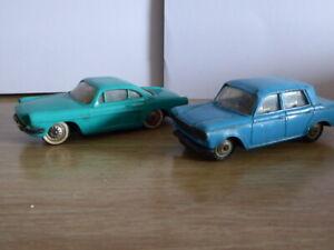 Lot n°4 de quatre véhicules/voitures, marque Norev