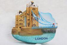 Tower Bridge LONDON UK Fridge Magnet 3D Souvenir Tourist Gift ResinRefrigerator