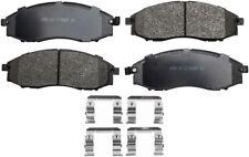 Disc Brake Pad Set-ProSolution Ceramic Brake Pads Front Monroe GX830