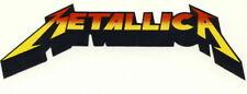 Metallica Vinyl Sticker Laptop iPad Car Van Skateboard Bike