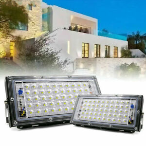 50W AC 110/220V LED Flood Light  Spotlight Outdoor Garden Lighting Led Reflector
