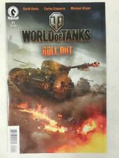 Dark Horse - WORLD OF TANKS #1 Game Comic - Sold Out ~1st Print - Garth Ennis NM