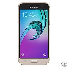 SAMSUNG Galaxy j3 SIM Gratis Smartphone versione 2016-Oro