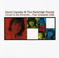 David Cassidy/Partridge Family Could It Be Forever-Greatest Hits CD NEW SEALED