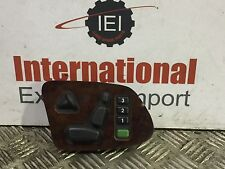 99-02 MERCEDES E CLASS 5 DOORS O/S/F DRIVER ELECTRIC SEAT SWITCH CONTROL BUTTON