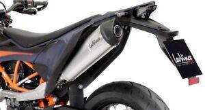 KTM 690 ENDURO R SMC-R - NEW 2021 MODEL - LEOVINCE LV-ONE EVO EXHAUST *IN STOCK