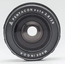 Pentacon auto Multi Coating 1:2.8 2.8 29mm 29 mm -- M42 M 42