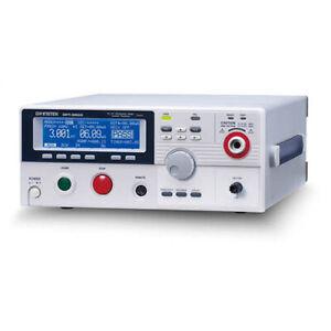 Instek GPT-9903A Elec. Safety/Withstnding Volt/Resistance, AC/DC,500VA