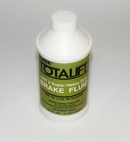 NEW! 6 Pk Clark Totalift : DOT 3 HD Brake Fluid : 12 oz (1803831) {D1650}