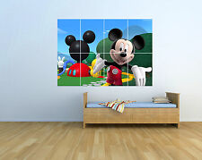Mickey Mouse - Massive Wall Poster/Picture/Art 04